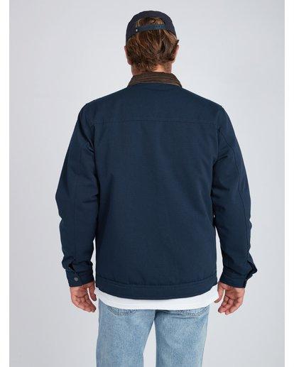 6 Barlow 10K Waterproof Warm Jacket Bleu L1JK16BIF8 Billabong