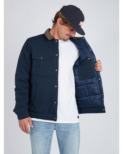 7 Barlow 10K Waterproof Warm Jacket Bleu L1JK16BIF8 Billabong