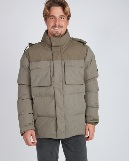 9 Bunker Expedition Jacket  L1JK20BIF8 Billabong