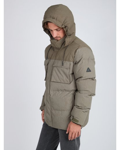 10 Bunker Expedition Jacket  L1JK20BIF8 Billabong