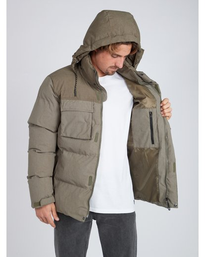 12 Bunker Expedition Jacket  L1JK20BIF8 Billabong