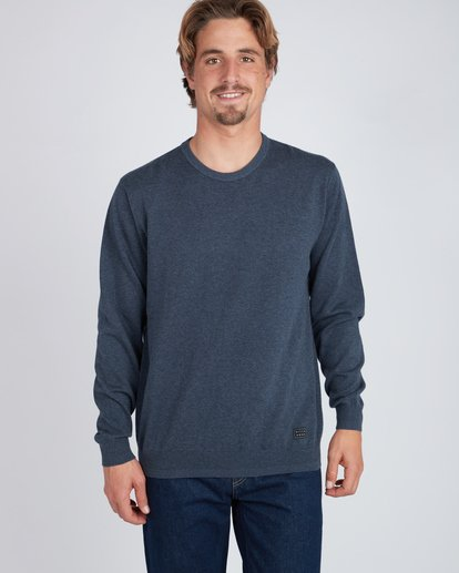 2 All Day Sweater Bleu L1JP01BIF8 Billabong