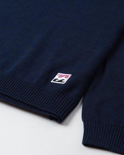 1 Reissue Raglan Sweater Bleu L1JP03BIF8 Billabong