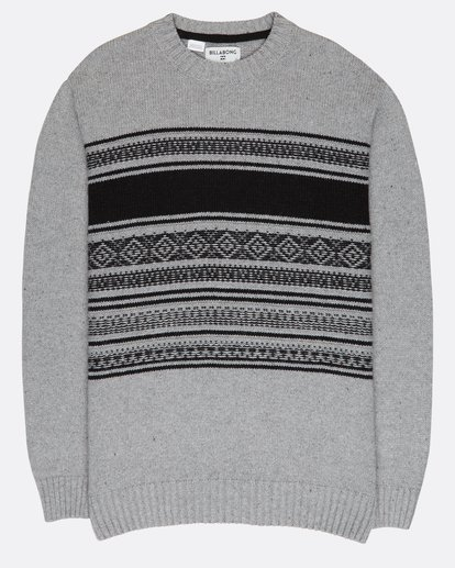 0 Mayfield Warm Sweater Gris L1JP04BIF8 Billabong