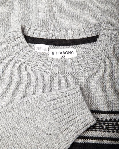 2 Mayfield Warm Sweater Gris L1JP04BIF8 Billabong