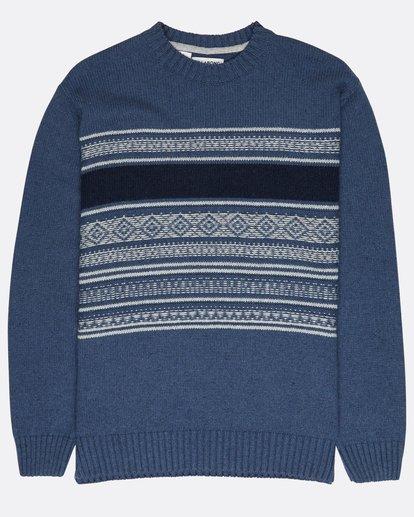 0 Mayfield Warm Sweater Bleu L1JP04BIF8 Billabong
