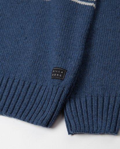 1 Mayfield Warm Sweater Bleu L1JP04BIF8 Billabong