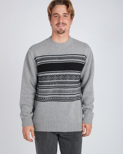 3 Mayfield Warm Sweater Gris L1JP04BIF8 Billabong