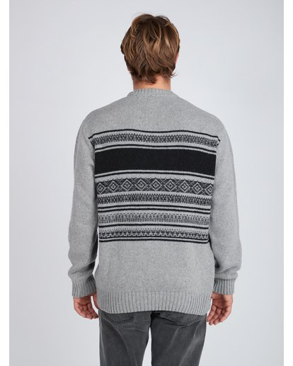 5 Mayfield Warm Sweater Gris L1JP04BIF8 Billabong