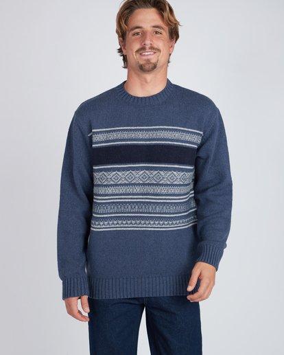 2 Mayfield Warm Sweater Bleu L1JP04BIF8 Billabong