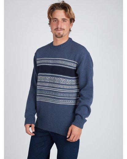 3 Mayfield Warm Sweater Bleu L1JP04BIF8 Billabong