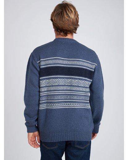 4 Mayfield Warm Sweater Bleu L1JP04BIF8 Billabong