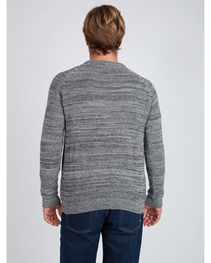 4 Broke Raglan Sweater Gris L1JP06BIF8 Billabong