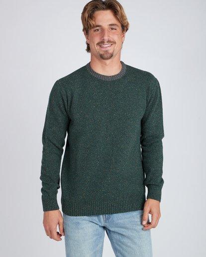 3 Oceanside Recycled Yarn Sweater  L1JP07BIF8 Billabong