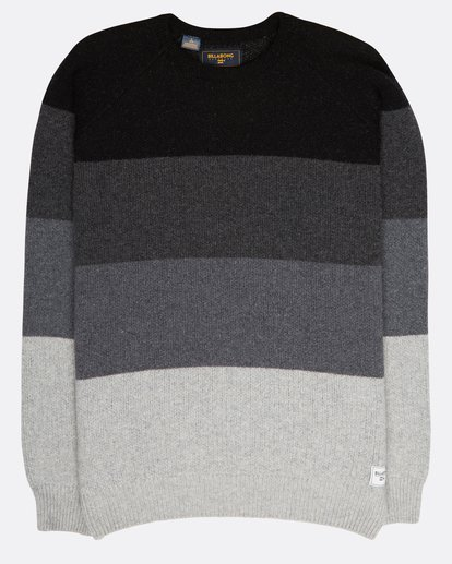 0 Montara Recycled Yarn Sweater Noir L1JP08BIF8 Billabong