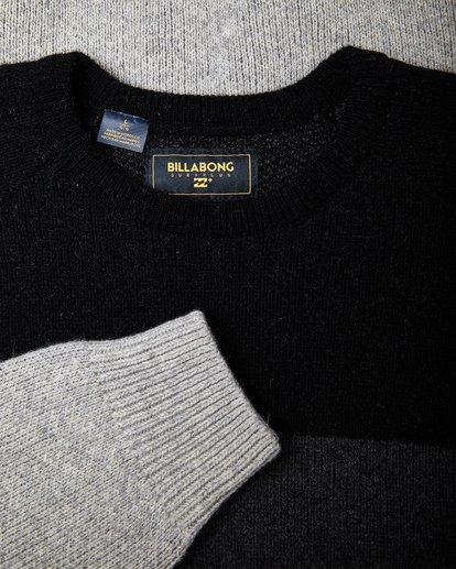 2 Montara Recycled Yarn Sweater Noir L1JP08BIF8 Billabong