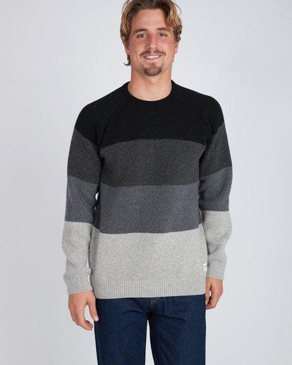 3 Montara Recycled Yarn Sweater Noir L1JP08BIF8 Billabong