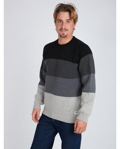 4 Montara Recycled Yarn Sweater Noir L1JP08BIF8 Billabong
