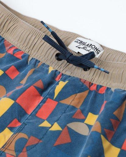 4 Sundays Layback 16'' Boardshorts Bleu L1LB01BIF8 Billabong