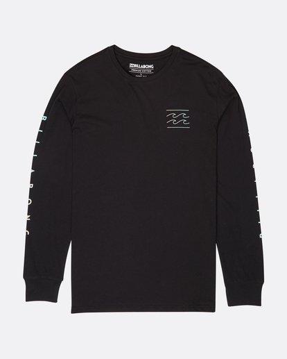 4 Unity Long Sleeve T-Shirt  L1LS01BIF8 Billabong