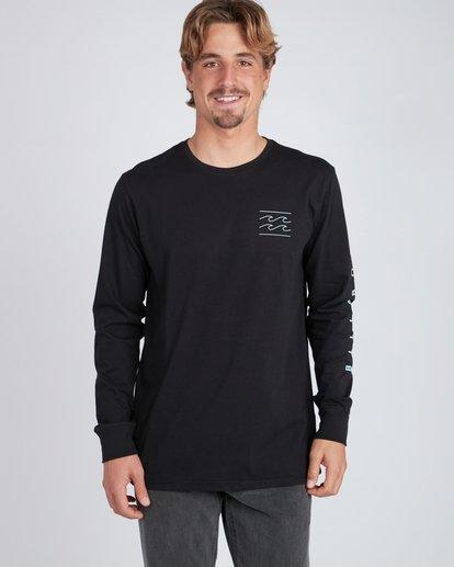 0 Unity Long Sleeve T-Shirt  L1LS01BIF8 Billabong