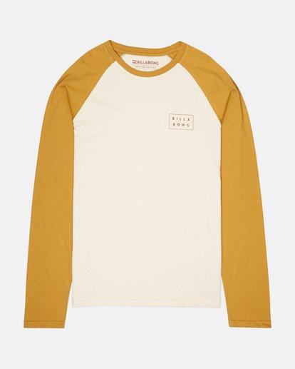 0 Die Cut Long Sleeve T-Shirt  L1LS02BIF8 Billabong