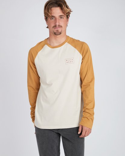 3 Die Cut Long Sleeve T-Shirt  L1LS02BIF8 Billabong
