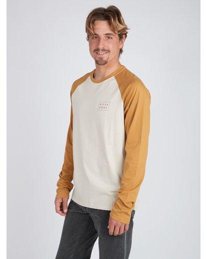 4 Die Cut Long Sleeve T-Shirt  L1LS02BIF8 Billabong
