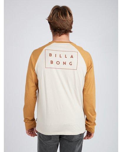 5 Die Cut Long Sleeve T-Shirt  L1LS02BIF8 Billabong