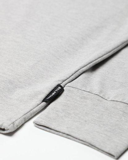 1 Guardiant Long Sleeve T-Shirt Gris L1LS04BIF8 Billabong