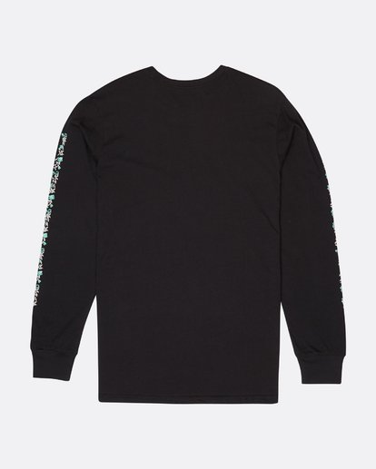 1 Mexi Cali Long Sleeve T-Shirt Noir L1LS07BIF8 Billabong