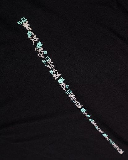 4 Mexi Cali Long Sleeve T-Shirt Noir L1LS07BIF8 Billabong
