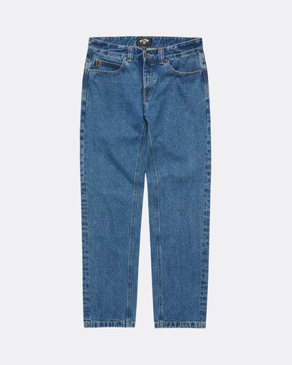 0 Fifty Straight Fit Jeans Blau L1PN01BIF8 Billabong
