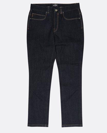 0 Fifty Straight Fit Jeans Blue L1PN01BIF8 Billabong