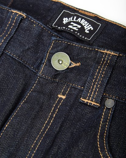 2 Fifty Straight Fit Jeans Blue L1PN01BIF8 Billabong