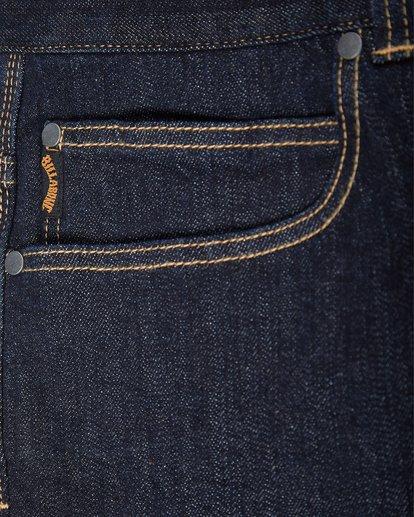 3 Fifty Straight Fit Jeans Blue L1PN01BIF8 Billabong