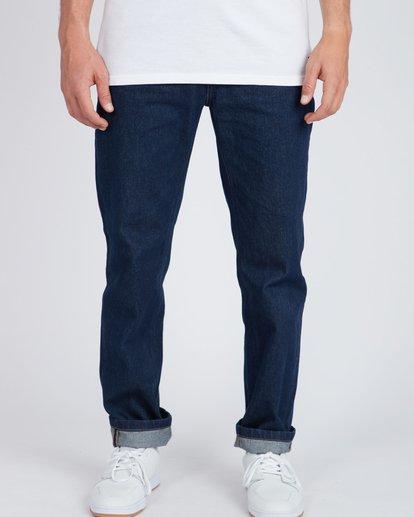 5 Fifty Straight Fit Jeans Blue L1PN01BIF8 Billabong