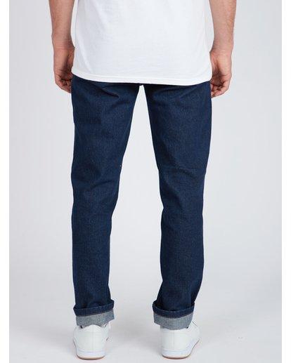 7 Fifty Straight Fit Jeans Blue L1PN01BIF8 Billabong