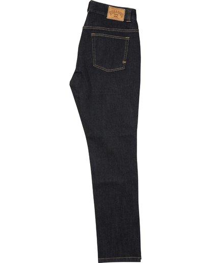 7 Outsider Slim Fit Jeans Blau L1PN02BIF8 Billabong