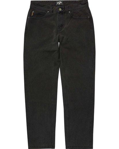 6 Outsider - Jeans für Männer Schwarz L1PN02BIF8 Billabong