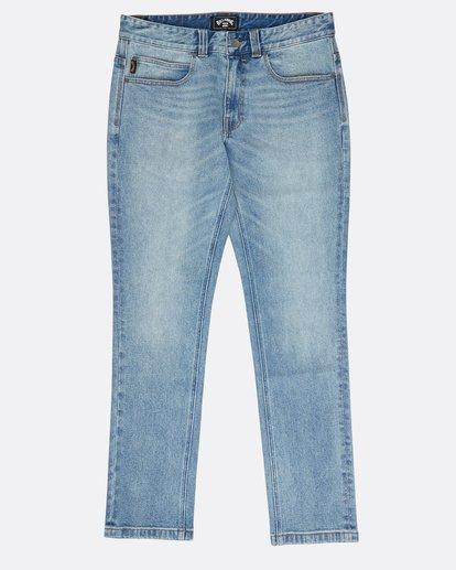 0 Outsider Slim Fit Jeans Bleu L1PN02BIF8 Billabong