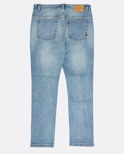 1 Outsider Slim Fit Jeans Bleu L1PN02BIF8 Billabong