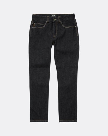 0 Outsider - Jeans für Männer Blau L1PN02BIF8 Billabong