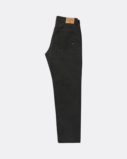 1 Outsider - Jeans für Männer Schwarz L1PN02BIF8 Billabong