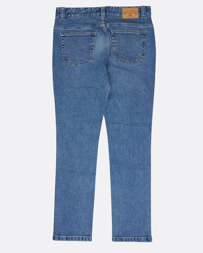 1 Outsider - Jean for Men White L1PN02BIF8 Billabong