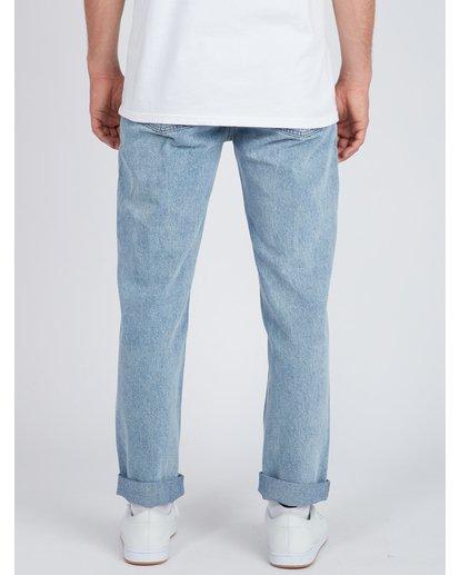 6 Outsider Slim Fit Jeans Bleu L1PN02BIF8 Billabong