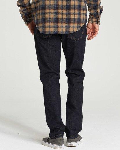 3 Outsider Slim Fit Jeans Blau L1PN02BIF8 Billabong