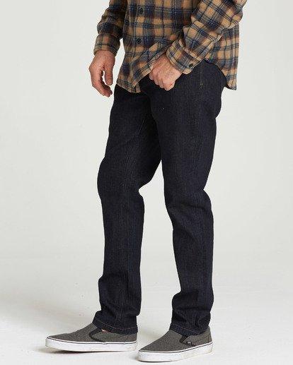 4 Outsider Slim Fit Jeans Blau L1PN02BIF8 Billabong