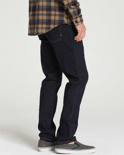 5 Outsider Slim Fit Jeans Blau L1PN02BIF8 Billabong