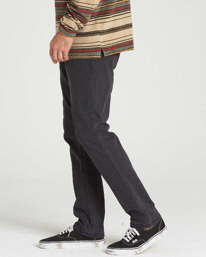 4 Outsider - Jeans für Männer Schwarz L1PN02BIF8 Billabong